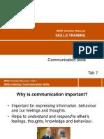 TAB07 - Communication Skills