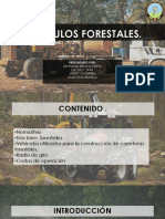 VEHICULOS FORESTALES