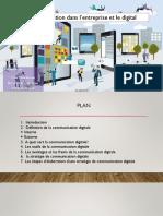 communication digitale exposé