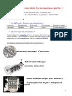 Tp 2 Solidworks Liaisons Dans Les Mecanismes p1