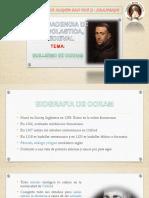 Historia de La Filosofia (Guilermo de Ockam)