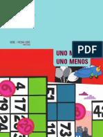 02 Matematica Uno Mas Uno Menos Baja