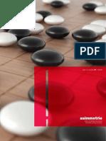 Asimmetrie rivista INFN - Dati - n. 27