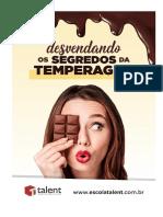 Desvendando a Temperagem de Chocolates