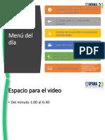 Sesión VI - Presentaciones Digitales