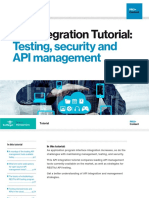 API Integration Tutorial