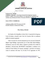 Reporte1997-611 Sentencias.- Motivaciones.- Requerimientos.- Precedente Del Tribunal Constitucional