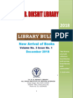 List of New Books Arrivals 2018 -24!12!18