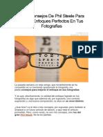 Los 5 Consejos de Phil Steele Para Lograr Enfoques Perfectos en Tus Fotografías.docx