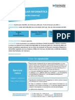 Estado TВcnico Auxiliar Informаtica c1 PInterna
