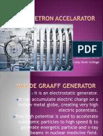 PELETRON Accelerator