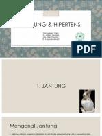 Presentasi JANTUNG & HIPERTENSI