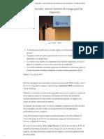 Redes Sociales_ Nuevos Factores de Riesgo Para Las Empresas _