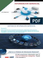 Presentacion de Sistemas de Informacion Gerencial 8º i.i.s.