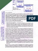 Carta Notarial de Jorge Meléndez