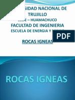 Rocas Igneas(Exposicion...)
