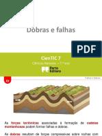 CienTic7- E2 Falhas e Dobras
