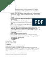 Asics Case Analysis