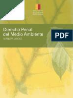 105 - Derecho Penal Del Medio Ambiente, Manual Anexo - Frinette Padilla [ Et.al. ]