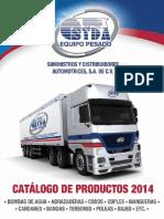 Catalogo SYDA 2014