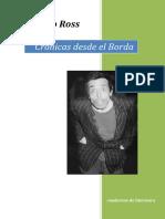 Cronicas Desde El Borda - Ramiro Ross
