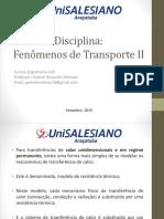 Aula6-Fenômenos de Transporte II