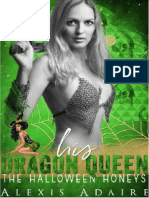 05 His Dragon Queen - Alexis Adaire