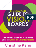 Guide to vision boards