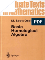 Basic Homological Algebra-Springer