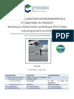 Fdes Membrane Pvc-p