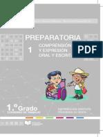 1ero Egb Comprension Expresion Oral y Escrita