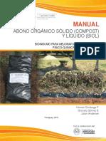 Manual Abono orgánico sólido (compost) y líquido (biol) bioinsumo para mejorar las propiedades físico-químicas de los suelos.pdf