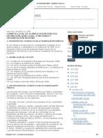 Ciudadanolibre Consejo Local de Planificación Pública Definición, Base Legal, Funciones y Organización Interna