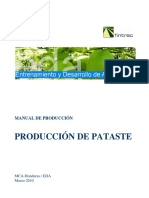 Manual de Chayote USid