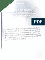 La Ética y La Política Desde La Racionalidad Comunicativa