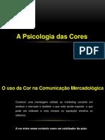 Material 3 - A Psicologia Das Cores