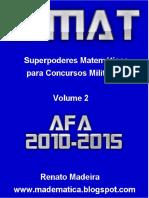 Livro Xmat Vol02 Afa
