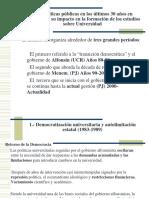 9 Las Tres Ultimas Decadas Argentina