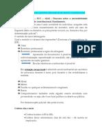 Temas Especiais Para Questões Discursivas de Direito Constitucional