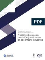 Nociones Basicas Medición_Evaluación
