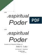 Cómo Ser Lleno de Poder Espiritual - John G. Lake
