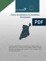 Perfil Economico Regional Tatuquara