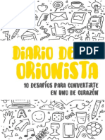 Diario de Un Orionista-2018