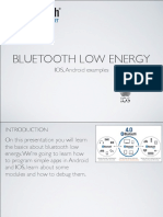 Bluetooth low Energie