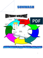 15190423 New Product Development Process of LUX