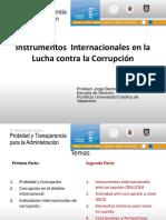 Concepto de Probidad y Corrupción CGR