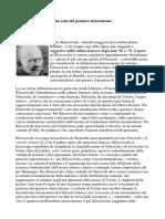 Antonio D'Alonzo - Klossowski. Il Delirio Come Esito Del Pensiero Nietzscheano