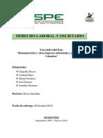 Informe Remuneracion, Otros Ingresos Adicionales y Garantias de Colombia 1