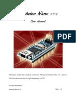 Arduino Nano User Manual.pdf