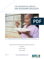 School Feeding Programme Evaluation FINAL